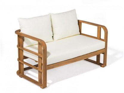 Lounge Sitzgruppe mit Gartenbank
