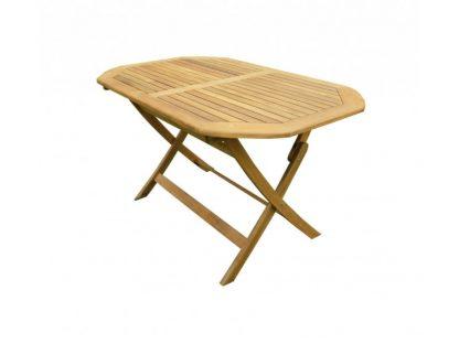 6-Sitzer Gartentisch