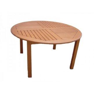 Gartentisch Holz rund
