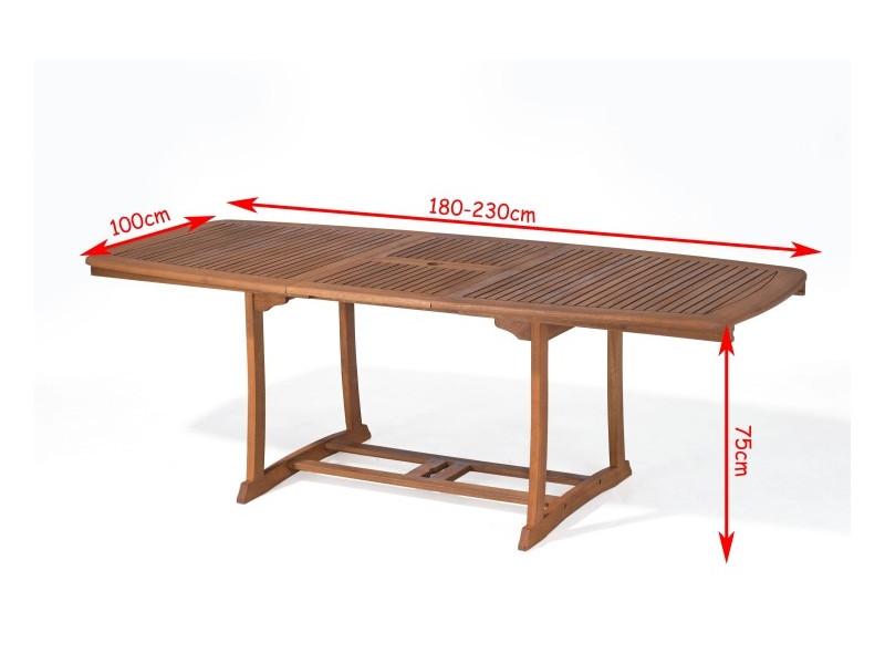Garten Tisch für 8 Personen