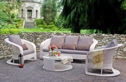 Lounge Garten Polyrattan