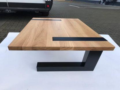 Couch Tisch rustikal Eiche
