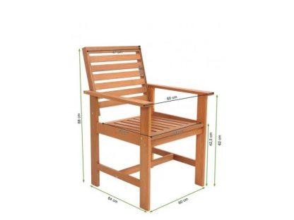 Gartentisch Set Sessel Format