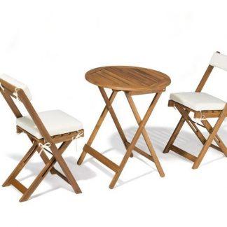 Holz Gartenmöbel Set