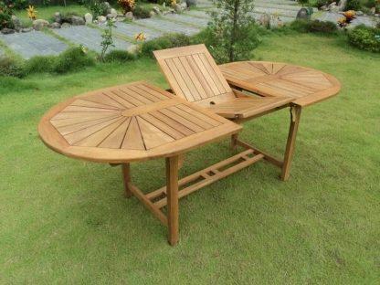 Gartentisch aus Akazie
