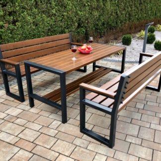 Gartenmöbel Set modern