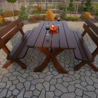 Gartentisch Bänke