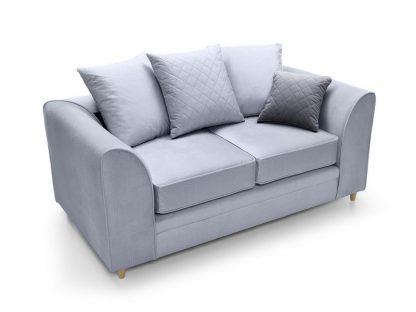 sofa silber