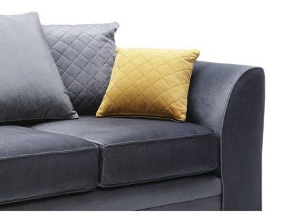 sofa dunkelgrau