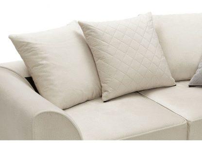 2 Sitzer Sofa beige
